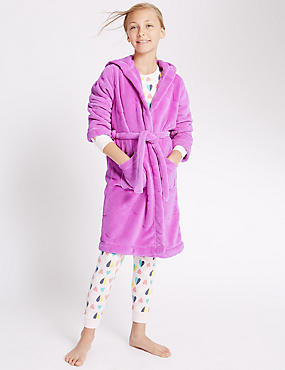 Star Burnout Dressing Gown (6-16 Years)