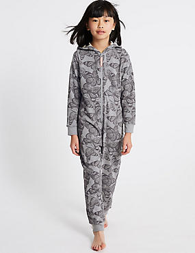 Butterfly Hooded Onesie (3-16 Years)