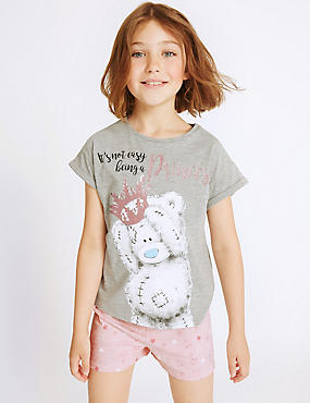 Printed Short Pyjamas (2-16 Years)