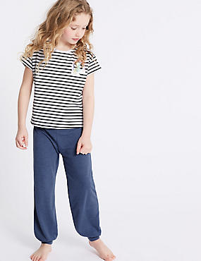 Lounge Striped Pyjamas (3-16 Years)
