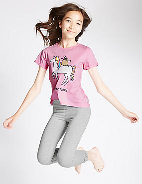Pusheen™ Unicorn Pyjamas (9-16 Years)