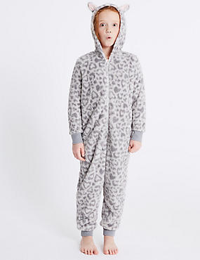 Leopard Cat Onesie (1-16 Years)
