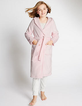 Waist Tie Dressing Gown (1-16 Years)