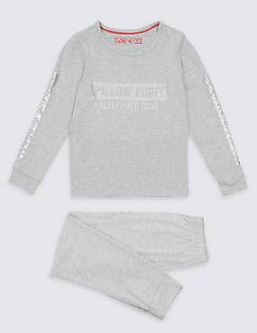 Long Sleeve Pyjamas (3-16 Years)