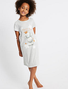 Printed Nightdress (6-16 Years)