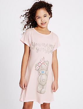 Crew Neck Nightdress (1-16 Years)