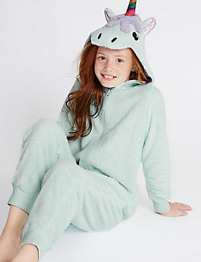 Unity Unicorn Onesie (1-16 Years)