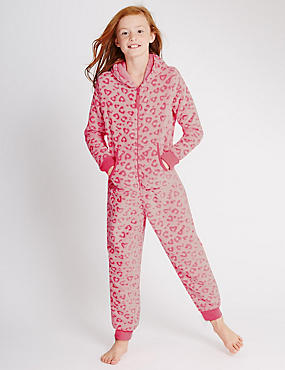 Heart Burnout Onesie (1-16 Years)