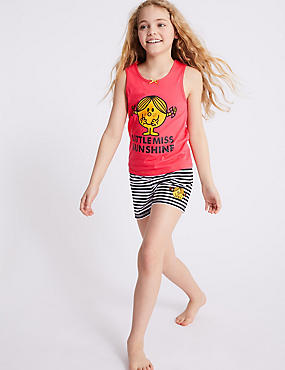 Little Miss™ Sunshine Pyjamas (3-16 Years)