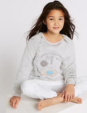 Cosy Pyjamas (3-16 Years), GREY MIX, catlanding