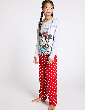 Minnie Mouse™ Pyjamas (1-16 Years), RED MIX, catlanding