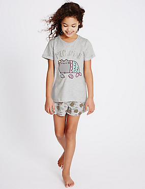 Pusheen Short Pyjamas (9-16 Years)