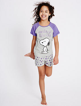 Snoopy™ Short Pyjamas (6-16 Years)