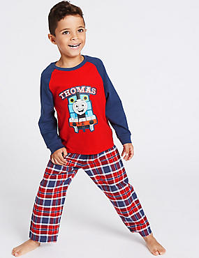 Pure Cotton Thomas & Friends™ Pyjamas (1-6 Years)