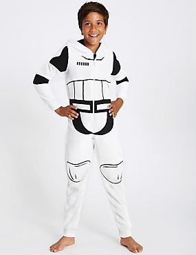 Star Wars™ Stormtrooper Onesie (1-16 Years), WHITE MIX, catlanding