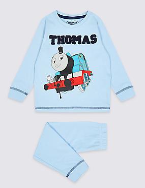 Thomas & Friends™ Pyjamas (1-7 Years), BLUE MIX, catlanding