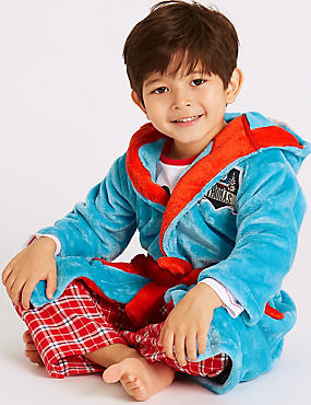 Thomas & Friends™ Dressing Gown (1-6 Years), BLUE MIX, catlanding