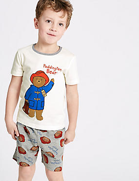 Paddington Bear™ Short Pyjamas (1-8 Years)