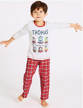 Thomas & Friends™ Pyjamas (1-6 Years), RED MIX, catlanding