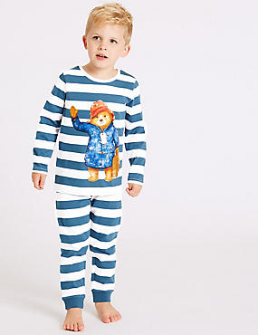 Paddington™ Pyjamas (1-7 Years), BLUE MIX, catlanding