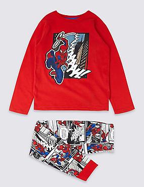 Spider-Man™ Pyjamas (2-8 Years), RED MIX, catlanding