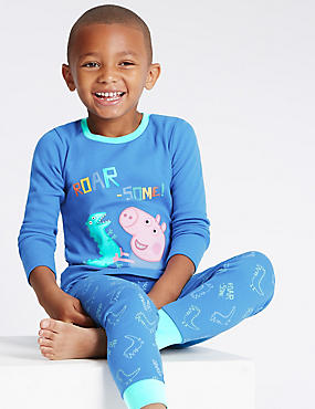 Peppa Pig™ George Pig Pyjamas (1-8 years)