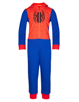 Cotton Rich Spider-Man™ Onesie Clothing