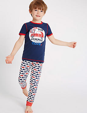 3 Pack Assorted Pyjamas (9 Months - 8 Years)