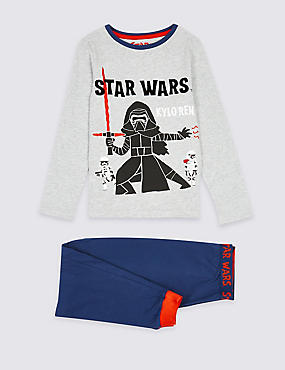 Pure Cotton Star Wars™ Pyjamas (1-8 Years)