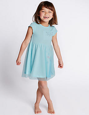 Disney Frozen Tutu Nightdress with StayNEW™ (1-10 Years)
