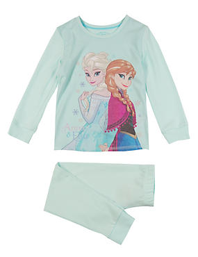 Disney Frozen Stay Soft Pyjamas (1-8 Years)