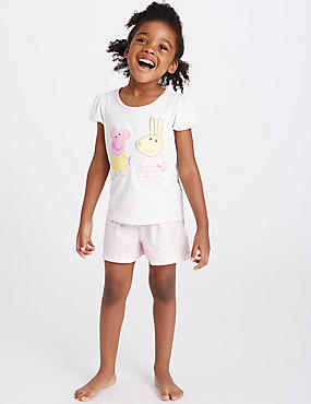 Peppa Pig™ Short Pyjamas (1-8 Years)