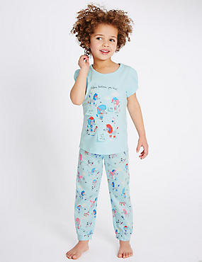 Pure Cotton Pyjamas (9 Months - 8 Years)