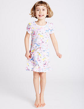 All Over Print Nightdress (9 Months - 8 Years)