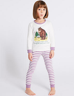 The Gruffalo™ Pyjamas with Stretch (1-8 Years)
