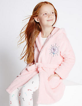 Disney Frozen Long Sleeve Dressing Gown (1-10 Years)