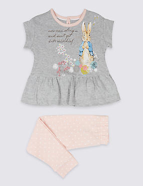 Peter Rabbit™ Printed Pyjamas (1-6 Years)