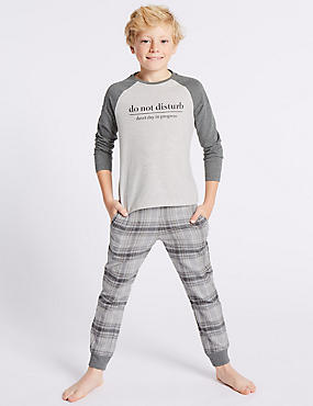 Long Sleeve Pyjamas (1-16 Years)