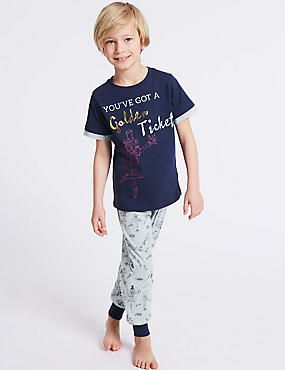Charlie & Chocolate Pyjamas (3-11 Years)
