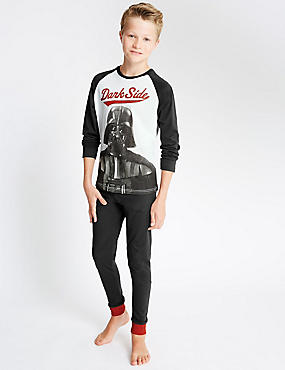 Star Wars™ Long Sleeve Pyjamas (4-16 Years)