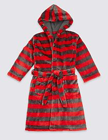 Striped Dressing Gown (3-16 Years)
