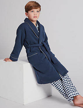 Dressing Gown with Belt (1-16 Years)