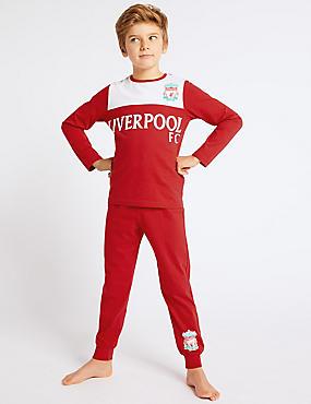 Liverpool FC™ Pyjamas (3-16 Years), RED MIX, catlanding