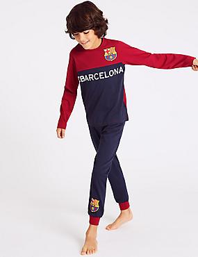 FC Barcelona™ Pyjamas (3-16 Years), PURPLE MIX, catlanding