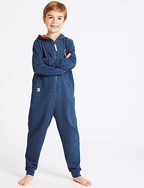 Pure Cotton Onesie (7-16 Years)