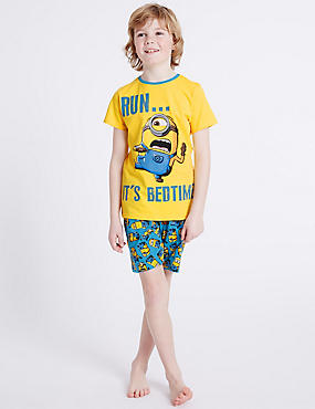Despicable Me™ Minions Short Pyjamas (3-14 Years)
