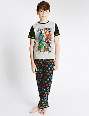 Lego Ninjago Pyjamas (4-14 Years)