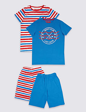 Boys Pyjamas & Nightwear - Dressing Gown for Boys | M&S