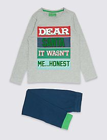Dear Santa Pyjamas (3-16 Years)