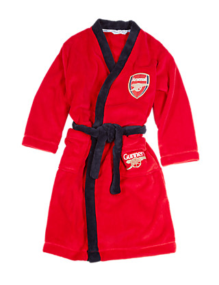 Arsenal Football Club Gown with StayNEW™ (3-16 Years) Clothing